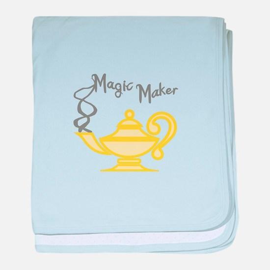 MAGIC MAKER baby blanket