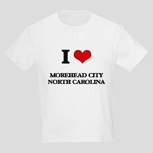 I love Morehead City North Carolina T-Shirt