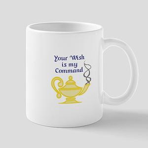 WISH IS MY COMMAND Mugs
