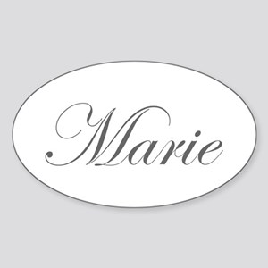 Marie-Edw gray 170 Sticker