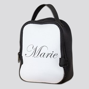 Marie-Edw gray 170 Neoprene Lunch Bag
