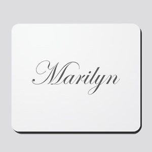 Marilyn-Edw gray 170 Mousepad