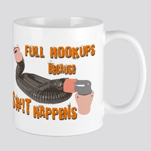 Full Hookups Mugs
