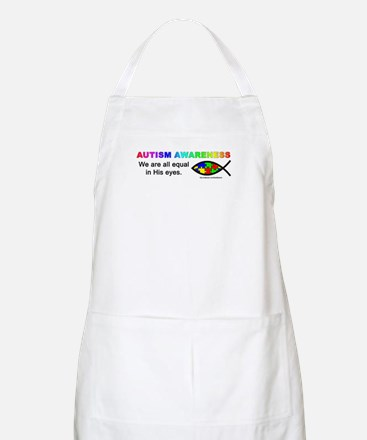 We Are Equal BBQ Apron