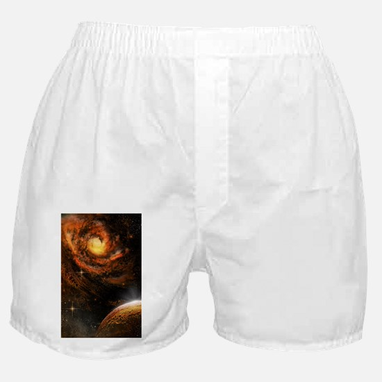 Awesome universe Boxer Shorts
