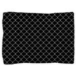 Chain Link Fence Pillow Sham