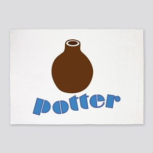 Potter 5'x7'Area Rug