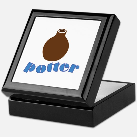 Potter Keepsake Box