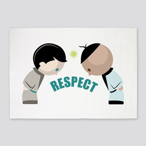 Respect 5'x7'Area Rug