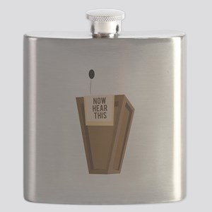 Now Hear This Flask