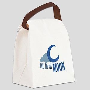 Old Devil Moon Canvas Lunch Bag
