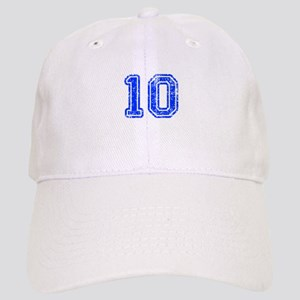10-Col blue Baseball Cap