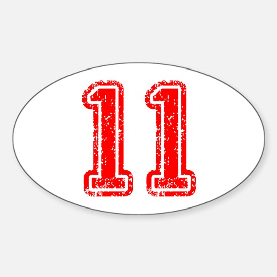 11-Col red Decal
