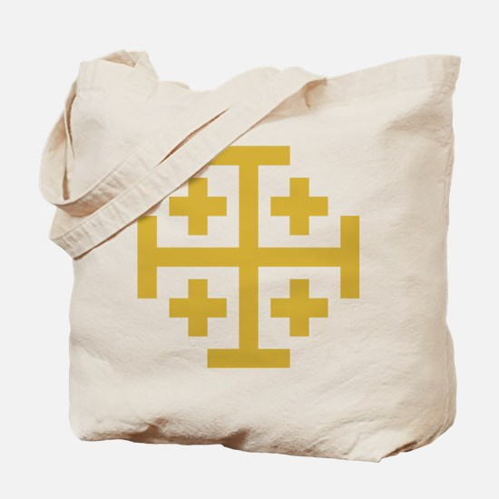 Crusaders Cross Tote Bag