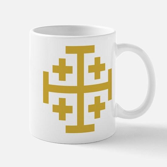 Crusaders Cross Mug