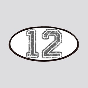 12-Col gray Patch