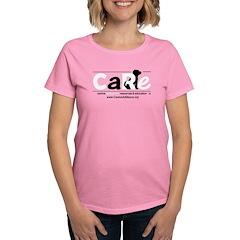 Women's Color T-Shirt (various Colors)
