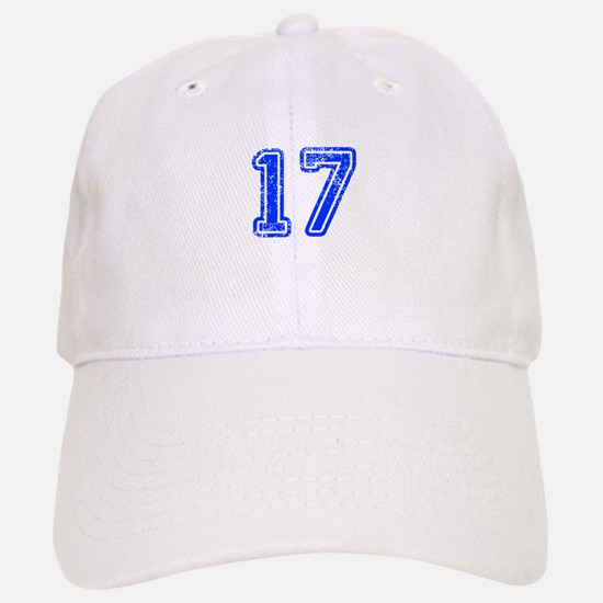 17-Col blue Baseball Baseball Baseball Cap