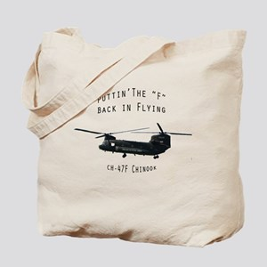 Chinook Tote Bag