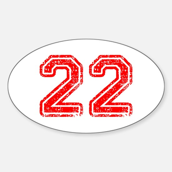 22-Col red Decal