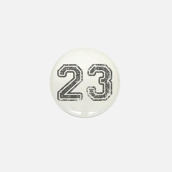 23-Col gray Mini Button