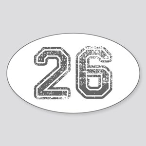 26-Col gray Sticker