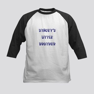 STACEY'S LITTLE BROTHER Kids Baseball Jersey