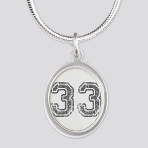 33-Col gray Necklaces