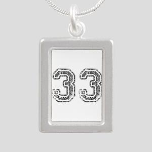 33-Col gray Necklaces