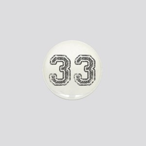 33-Col gray Mini Button