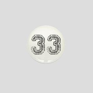 33-Col gray Mini Button