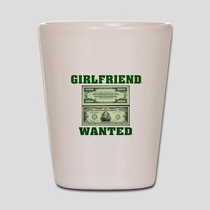 GIRLFRIEND Shot Glass