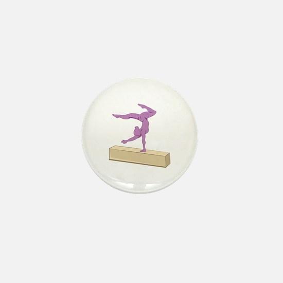 Balance Beam Mini Button