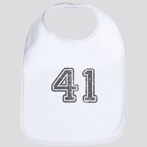 41-Col gray Bib