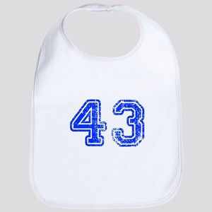 43-Col blue Bib