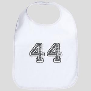 44-Col gray Bib