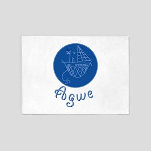 Agwe Veve 5'x7'Area Rug