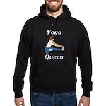 Yoga Queen Hoodie (dark)
