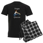 Yoga Queen Men's Dark Pajamas