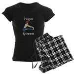 Yoga Queen Women's Dark Pajamas