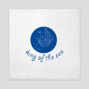 Sea King Queen Duvet