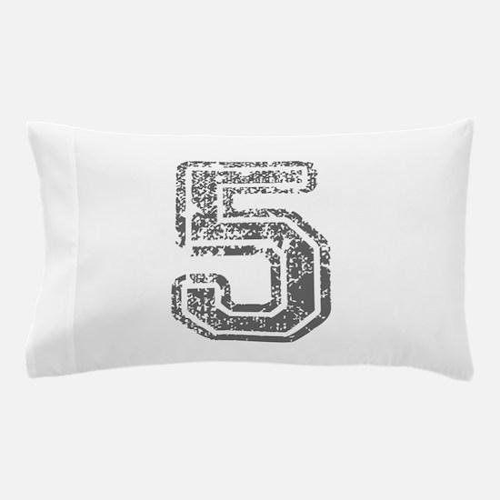 5-Col gray Pillow Case