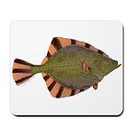 Starry Flounder Mousepad