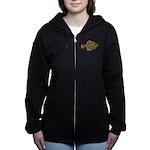 Starry Flounder Women's Zip Hoodie