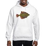 Starry Flounder Hoodie