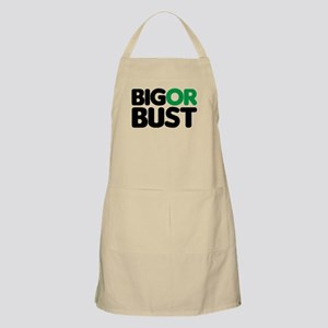 Big or Bust Apron
