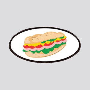 Sub Sandwich Patch