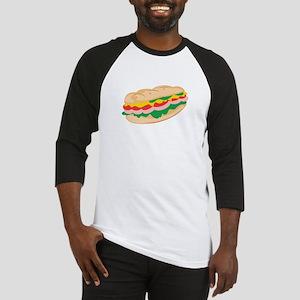 Sub Sandwich Baseball Jersey