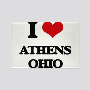 I love Athens Ohio Magnets