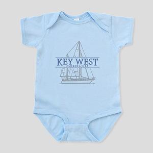 Key West Sailboat Body Suit